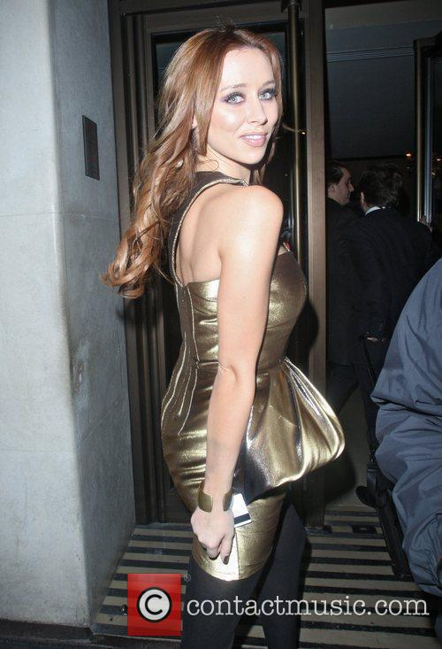 Una Healy of The Saturdays returning to her...