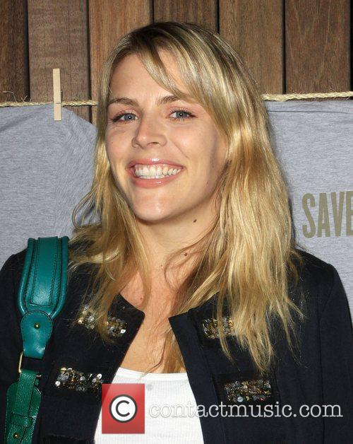 Busy Philipps Official Launch Party for Save Darfur...