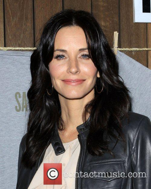 Courteney Cox  Official Launch Party for Save...