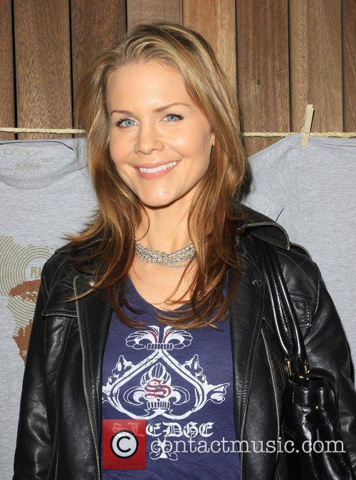 Josie Davis Official Launch Party for Save Darfur...