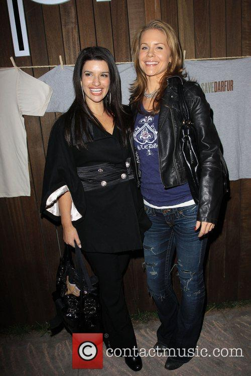 Josie Davis and Friend Gina Official Launch Party...