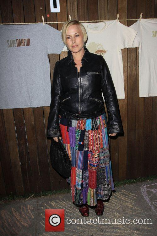 Patricia Arquette Official Launch Party for Save Darfur...