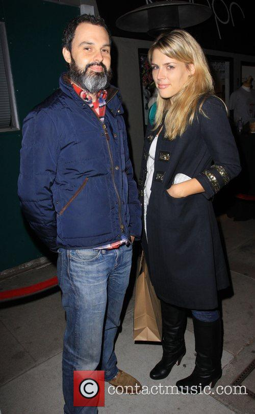 Busy Philipps and Marc Silverstein 2