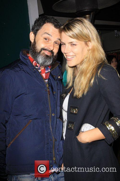 Busy Philipps and Marc Silverstein 5