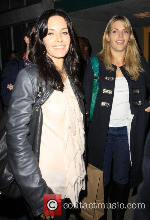 Courteney Cox and Busy Philipps 2