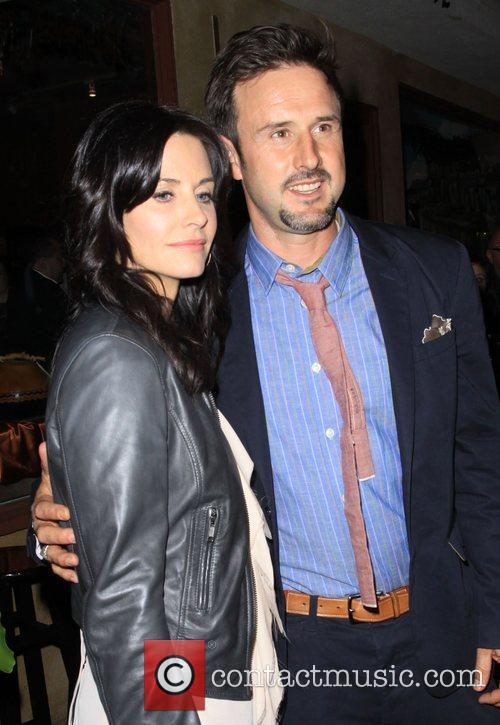Courteney Cox and David Arquette 3