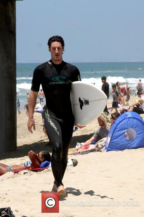 Eric Balfour participates in the 3rd Annual Project...