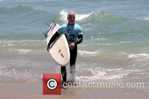 John Slattery participates in the 3rd Annual Project...