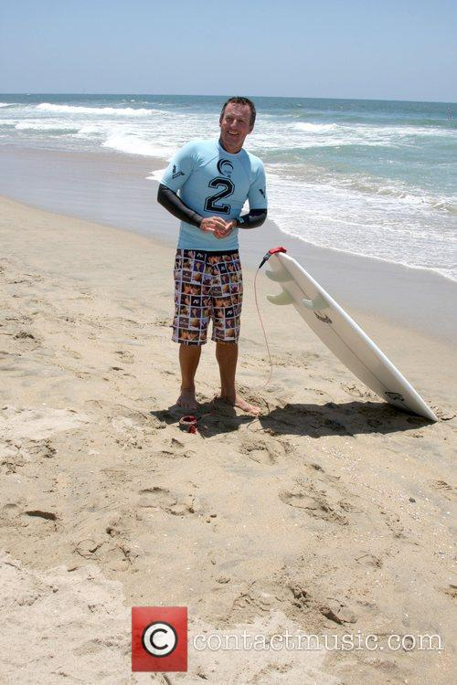 Participates in the 3rd Annual Project SOS: SURF...