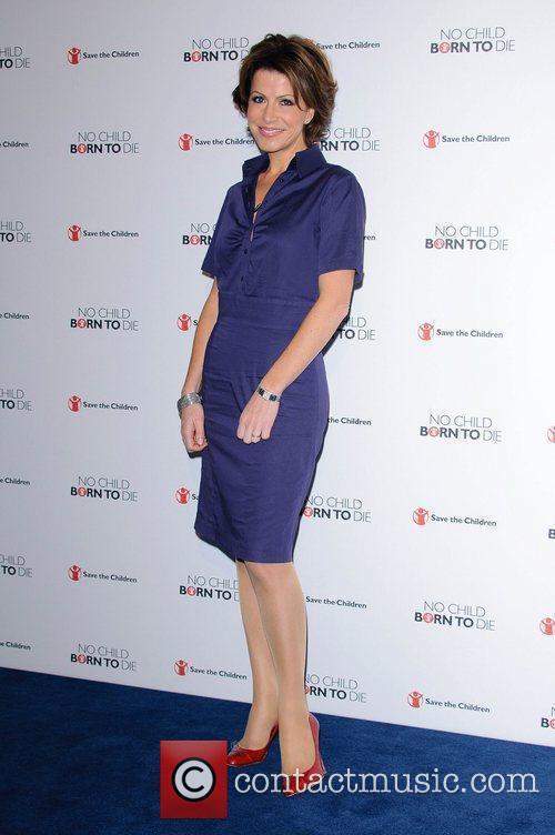 Natasha Kaplinsky Save the Children's 'No Child Born...