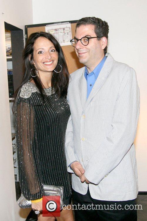 Emma Snowdown-Jones and Michael Musto 'Save the Eggs...