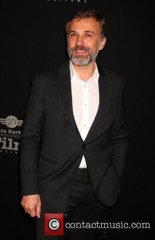 Christoph Waltz 25th Santa Barbara International Film Festival...