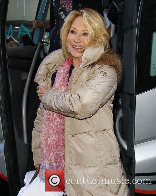 Felicity Kendal 'Strictly Come Dancing' stars arrive at...