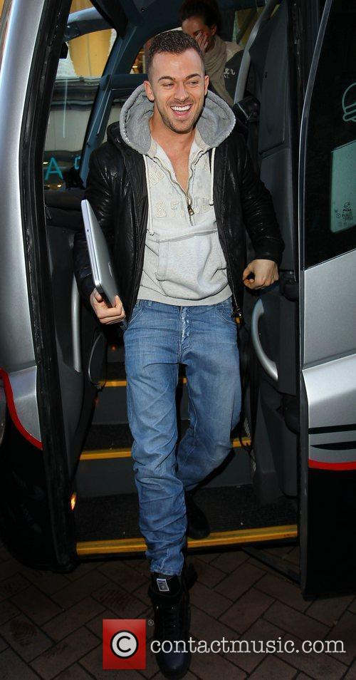 Robin Windsor 'Strictly Come Dancing' stars arrive at...