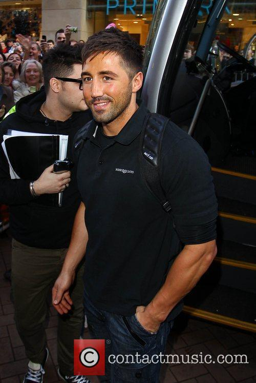 Gavin Henson 'Strictly Come Dancing' stars arrive at...