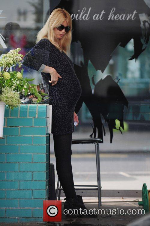 Goes to buy flowers after dropping her children...