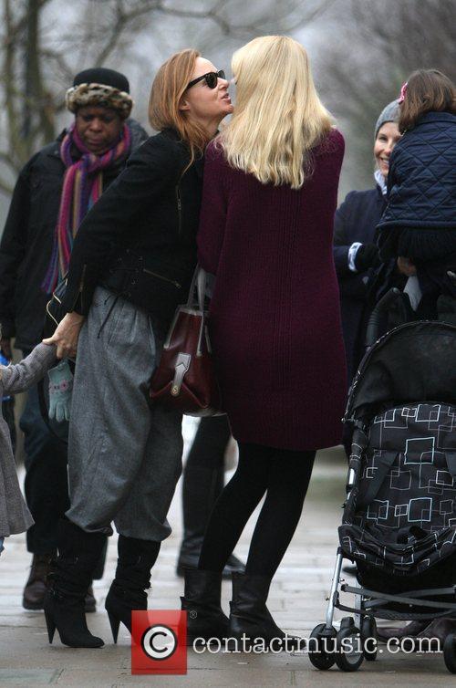 Stella Mccartney and Claudia Schiffer 1
