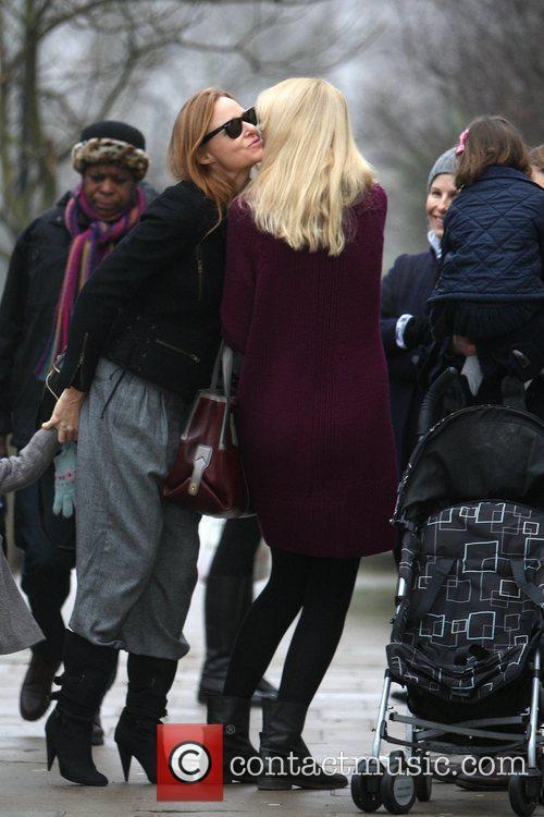 Stella Mccartney and Claudia Schiffer 3