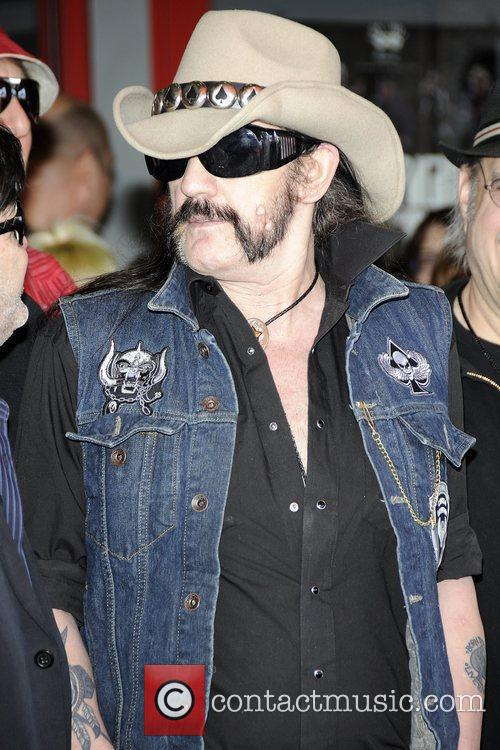Lemmy and Scorpions