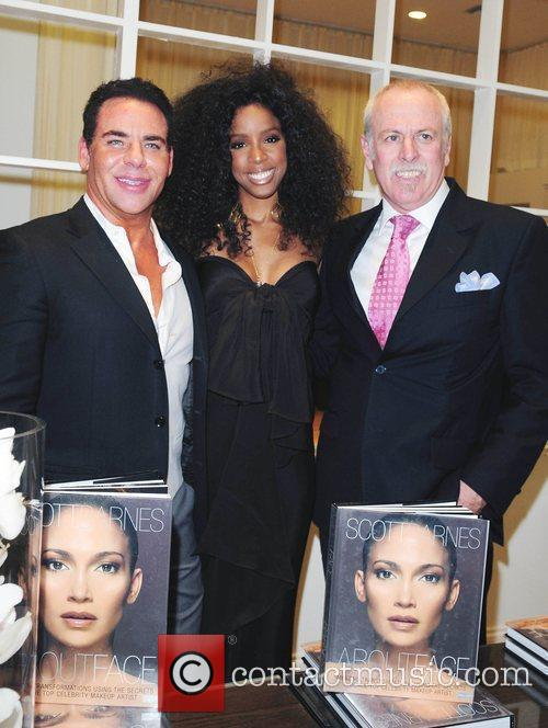 Scott Barnes and Kelly Rowland 5