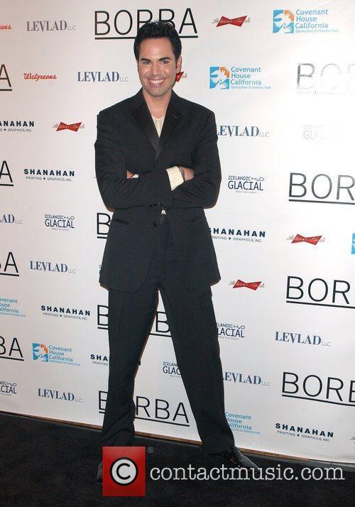 Celebrity esthetician Scott-Vincent Borba book launch party for...