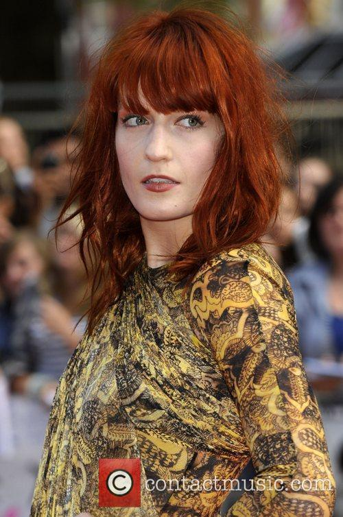 Florence Welch, Empire Leicester Square