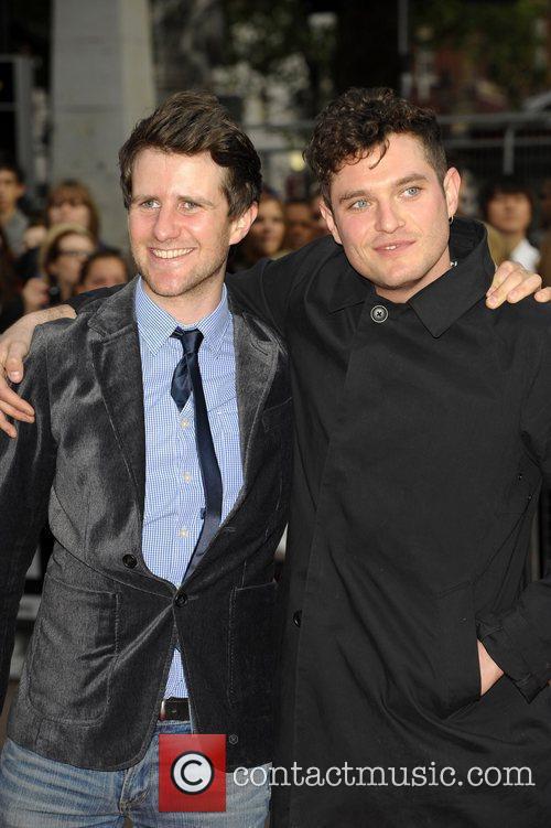 Mathew Horne (l) and Mathew Horne 3
