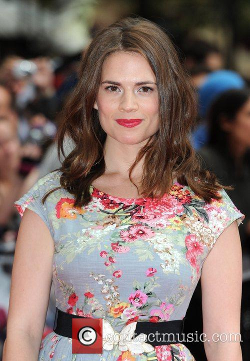 Hayley Atwell, Empire Leicester Square