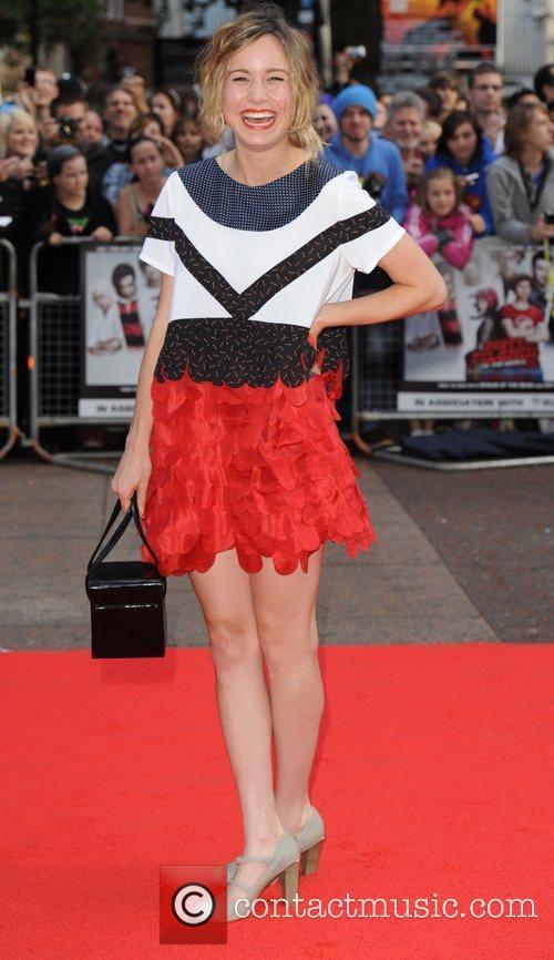 Brie Larson, Empire Leicester Square