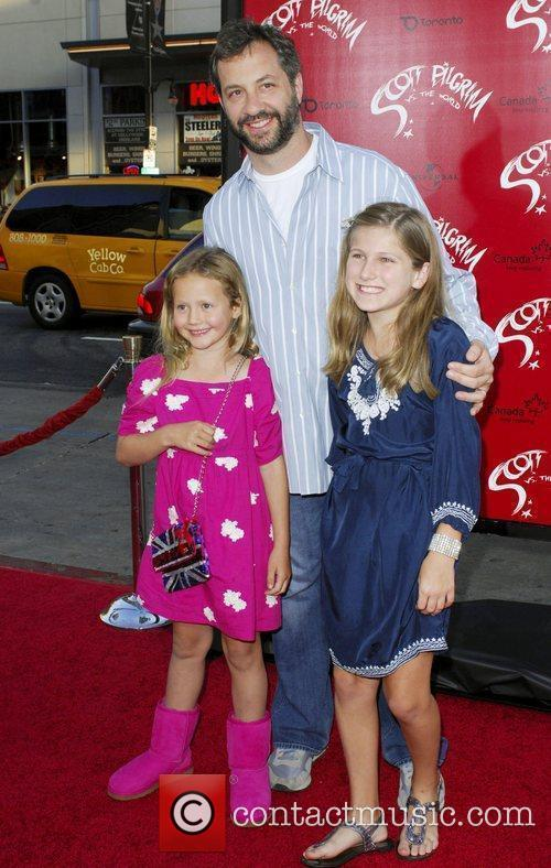 Judd Apatow and Children 2