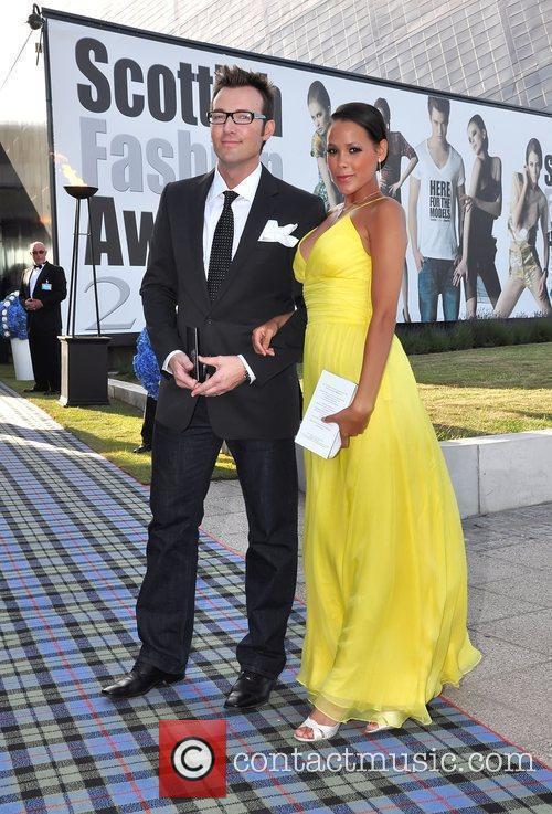 The Scottish Fashion Awards held at the Glasgow...