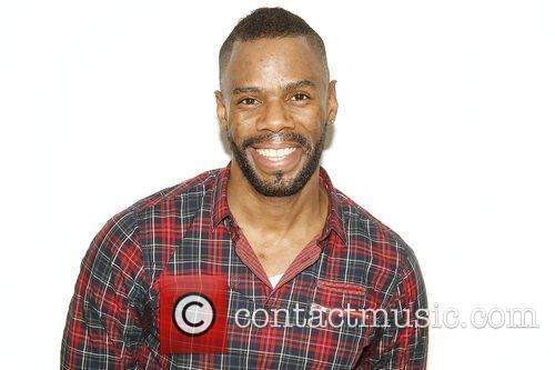 Colman Domingo  First rehearsal meet and greet...