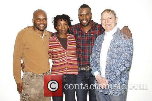 Forrest McClendon, Sharon Washington, Colman Domingo, and John...