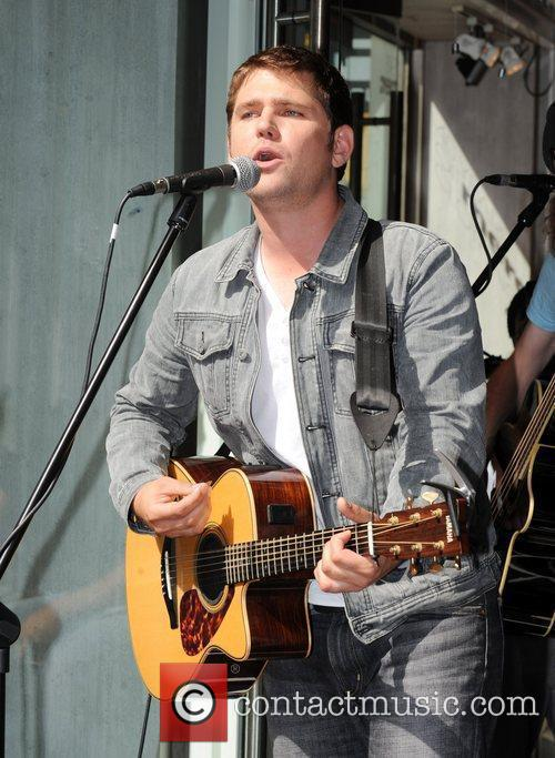 Scouting For Girls perform a one-off pop up...