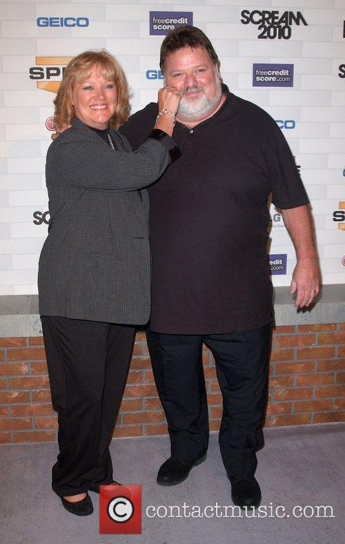 April Margera and Phil Margera