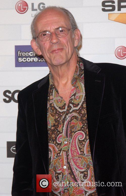 Christopher Lloyd Spike TV's 'Scream 2010 Awards' at...