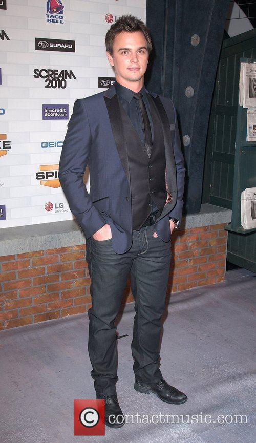 Spike TV's 'Scream 2010 Awards' at the Greek...