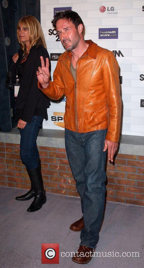 David Arquette Spike TV's 'Scream 2010 Awards' at...