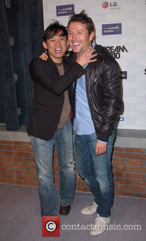 James Wan and Leigh Whannell