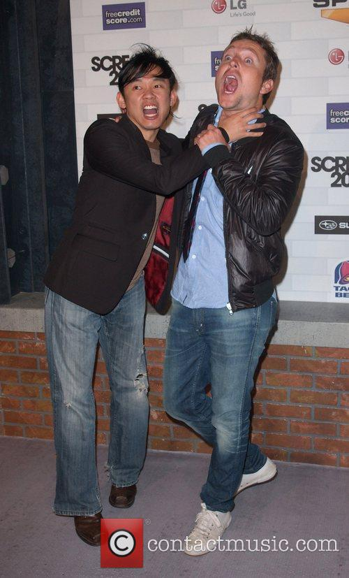 James Wan and Leigh Whannell 1