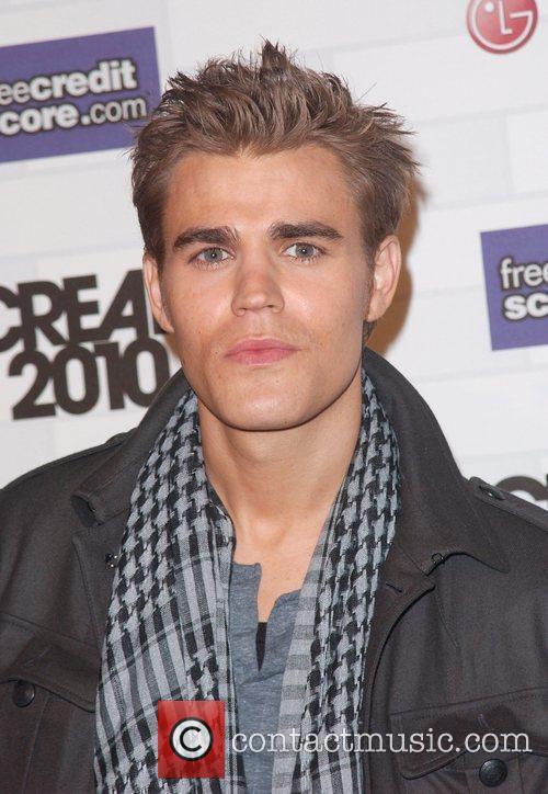 Paul Wesley Spike TV's 'Scream 2010 Awards' at...