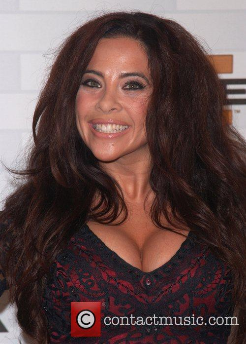 Brooke Lewis Spike TV's 'Scream 2010 Awards' at...