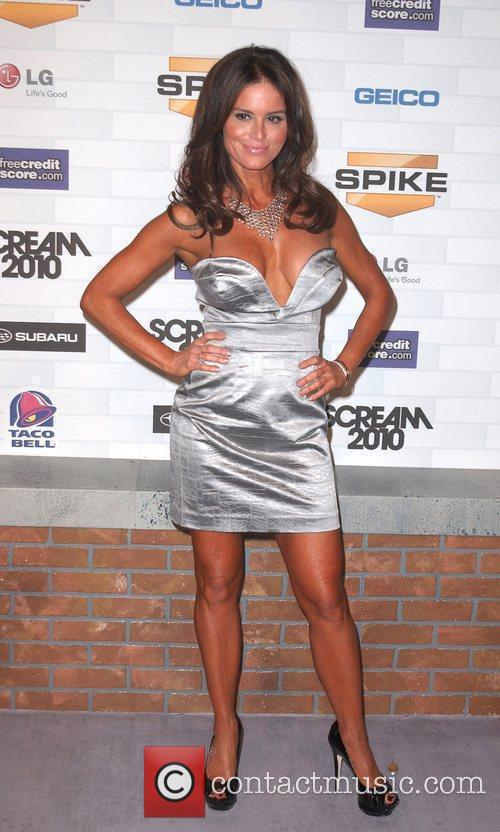 Betsy Russell Spike TV's 'Scream 2010 Awards' at...