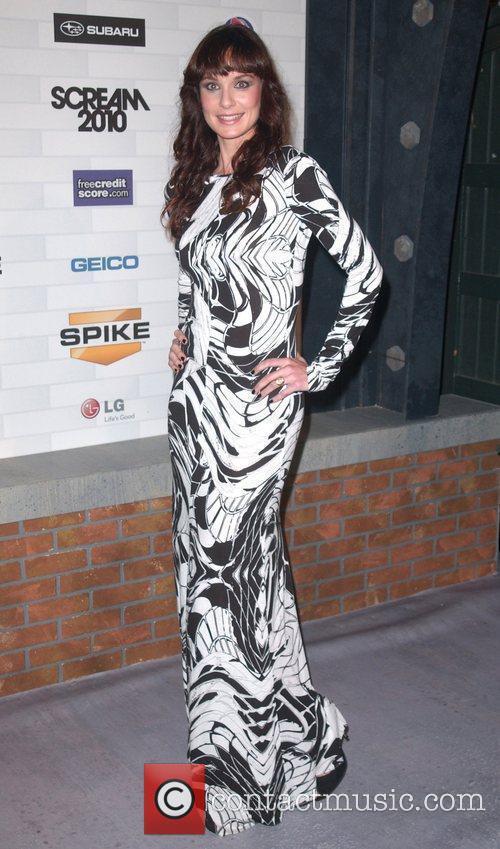 Sarah Wayne Callies Spike TV's 'Scream 2010 Awards'...