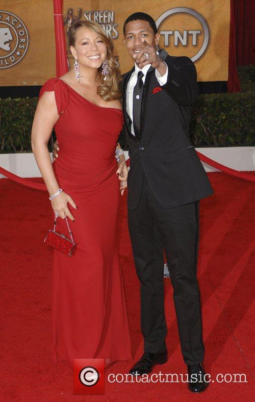 Mariah Carey, Nick Canon, Screen Actors Guild