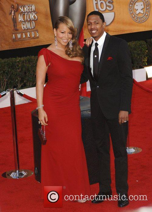 Mariah Carey, Nick Canon, Screen Actors Guild