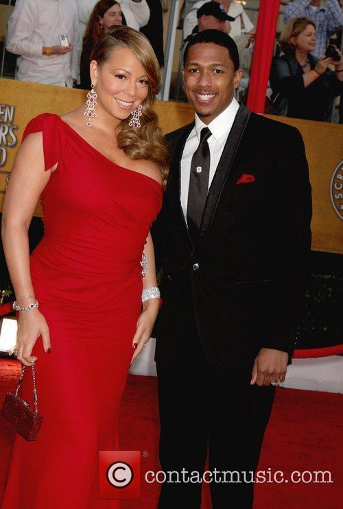 Mariah Carey, Nick Cannon, Screen Actors Guild