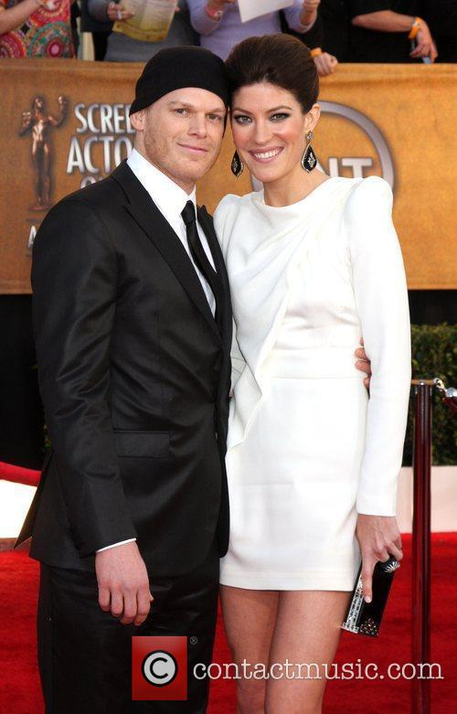 Michael C. Hall and Jennifer Carpenter 6