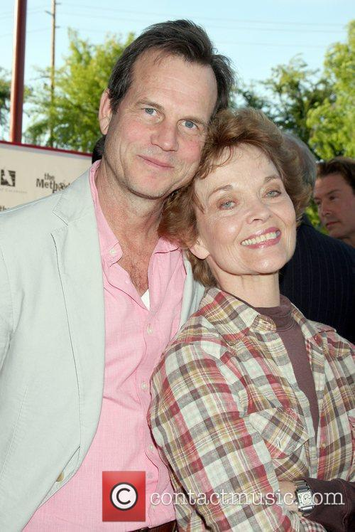 Bill Paxton and Grace Zabriskie at the 12th...