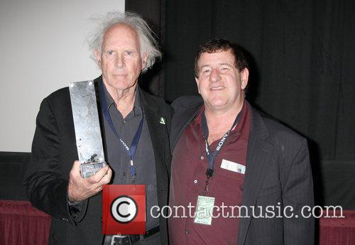 Bruce Dern at the 12th annual method film...